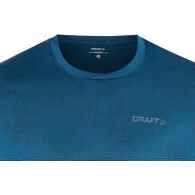 Craft Eaze Camiseta Manga Corta Hombre, print camo nox